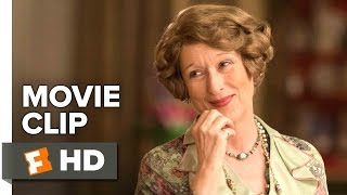 Florence Foster Jenkins Movie CLIP - The First Lesson (2016) - Meryl Streep, Simon Helberg Movie HD