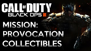 Call of Duty: Black Ops 3 · Mission: Provocation - All Collectibles Video Guide