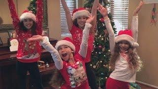 Haschack Sisters | Dashing Through the Snow | DANCEmas 2015