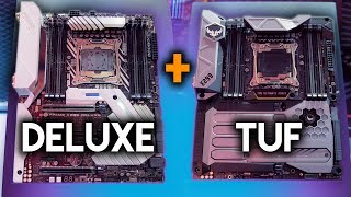 Meet the ASUS X299 PRIME and TUF Motherboards!