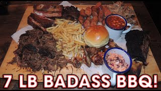 Longhorns Barbecue's UNDEFEATED BBQ Challenge!!