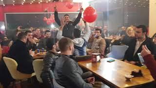 احمد كولجان حفلة رأس السنة في مطعم تشي تشي وصلة فراتي