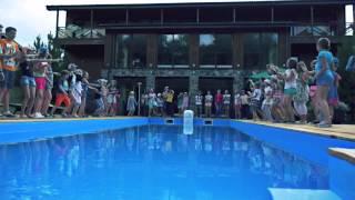 Top Fun stovykla 2015 m. liepos 5-10 d.
