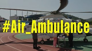 Air ambulances are coming to the rescue