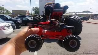 Monster Truck how it