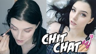 GET READY WITH ME! Chit Chat / LIFE UPDATES | Alex Dorame