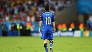 Lionel Messi ● Sad Moments With Argentina