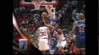 Olajuwon's Top 10 Plays From The 1994 Finals
