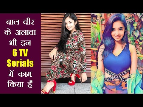 Xxx Mp4 Baal Veer 39 S Meher Also Worked In These 6 TV Serials Anushka Sen 3gp Sex