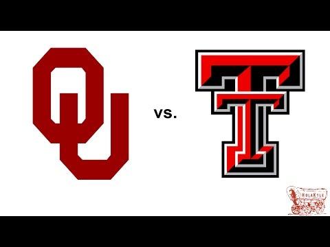 Oklahoma Highlights vs Texas Tech 10 22 16
