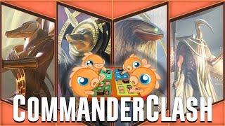Commander Clash S3 Episode 5: Amonkhet Gods