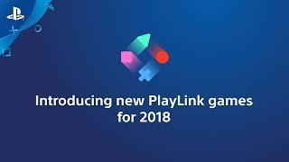 PlayLink - E3 2018 New Games for 2018 | PS4