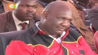 Narok Governor Tunai drums up support for the Jubilee Party
