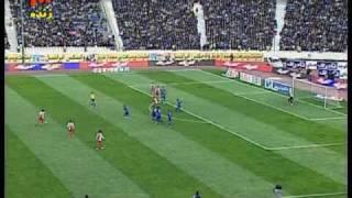 esteghlal vs terakto sazi first half