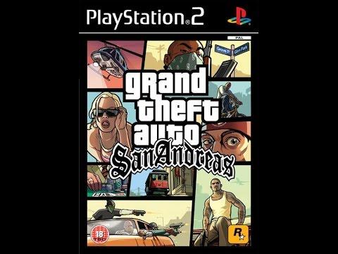 Trucos de GTA san andreas PS2