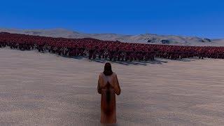 1 JESUS vs 24000 SATANS - Ultimate Epic Battle Simulator