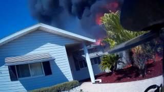 Structure Fire, Fire Rescue R30