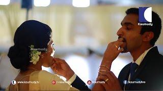 Teddy weds Elizabeth | A Blissful Traditional Christian Wedding 2/2 | SWAYAMVARAM | Kaumudy TV