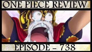 [Episode Review] One Piece 738 critique analyse