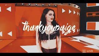 Paige MV | One Last Time #ThankYouPaige