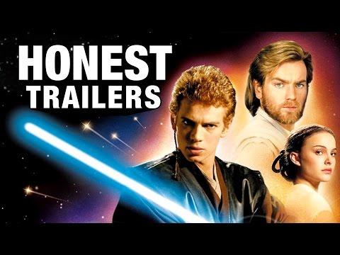 Honest Trailers Star Wars Episode II Attack of the Clones