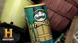 American Pickers: Original Pringle | History