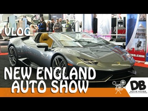 New England Auto Show - Db