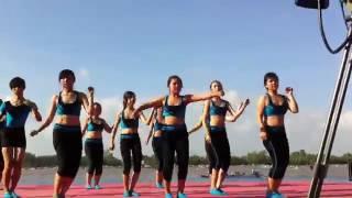 cuoi len ban nhe (aerobic)