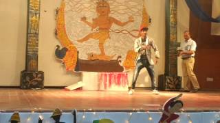 Sobhasaria group of Institutions sikar' CKB boys govinda dance video (mera dil na thodo)