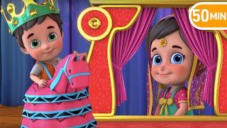 Nani Nani Suno Kahani Hindi Nursery Rhymes - Hindi Baby Songs - Hindi Rhymes for Children