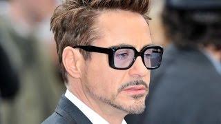 Iron Man Hairstyle