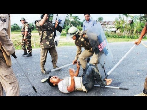 Xxx Mp4 Fresh Firing By Police In Golaghat District In Assam 3gp Sex