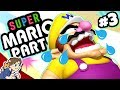 Poor Jeff. (feat. PBG, SpaceHamster, and DYKG!) | Super Mario Party #3 | ProJared Plays