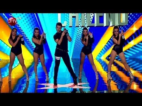 Compañía Beyonce Chile sorprende con su líder bailando sobre taco alto TALENTO CHILENO