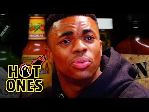 Xxx Mp4 Vince Staples Delivers Hot Takes While Eating Spicy Wings Hot Ones 3gp Sex