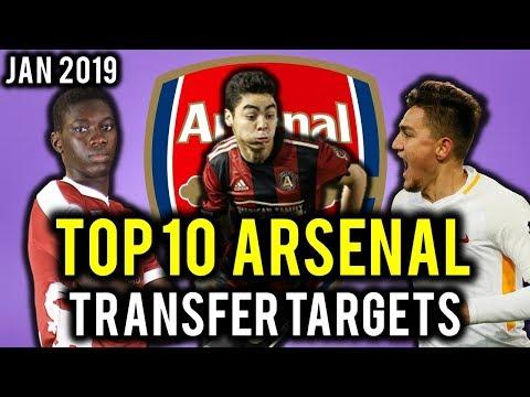 Xxx Mp4 TRANSFER NEWS TOP 10 Arsenal TRANSFER TARGETS January 2019 Ft Almiron Malcom Under 3gp Sex