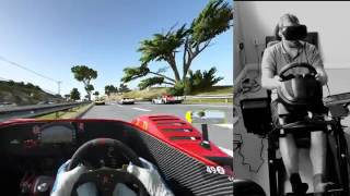 Project Cars   HTC VIVE   New Update Vive Vs Rift Comparison