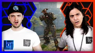 Ali-A vs Mantrousse COD Pistol ONLY challenge! | Legends of Gaming