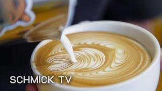 Milkglider Latte Artist, Shawn Chen on Specialty Coffee Journey