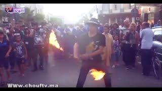 مهرجان كران بوجدة...كرنفال احتفالي وطقوس  خاصة لأكلة شرقية شهيرة
