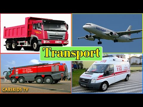 Xxx Mp4 Transport Sounds Learn AIR WATER STREET SPACE Transport Fire Truck Police Car Ambulance 3gp Sex