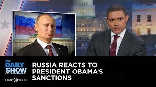 Russia Reacts to President Obama