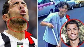 5 لاعبين لولا كرة القدم لدمرهم الفقر والجوع أو تم سجنهم !