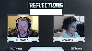 'Reflections' with seangares