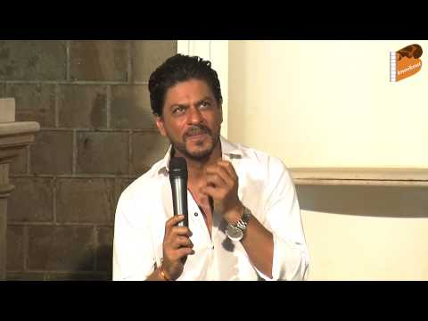 Shahrukh Khan's BEST FUNNY ANSWERS to MEDIA