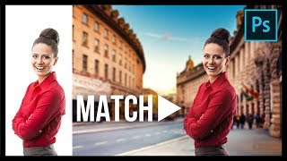 How to Blend Subject with Background in Photoshop | Part 2