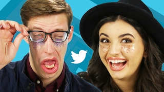 Rebecca Black Writes A Song About Thursday // Twitter Adventure