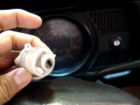 Falla de arranque por pastilla de arranque VW Sedan