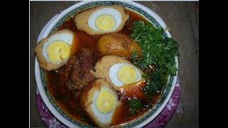 Aloo kay Nargisi Kofty Recipe