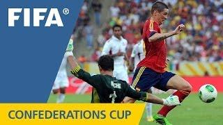 Spain 10:0 Tahiti, FIFA Confederations Cup 2013